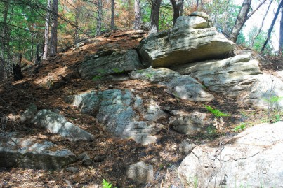 Outcropping