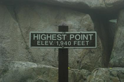 Elevation Sign