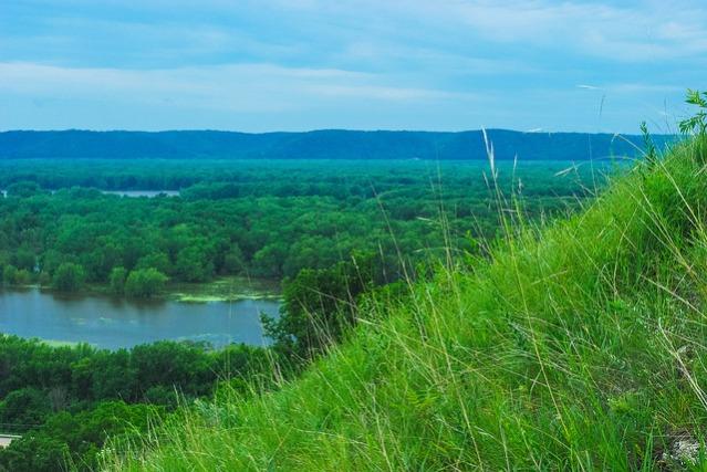 Prairie & River