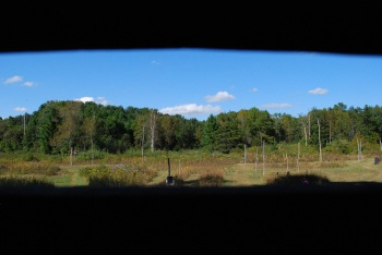 View from the Blind