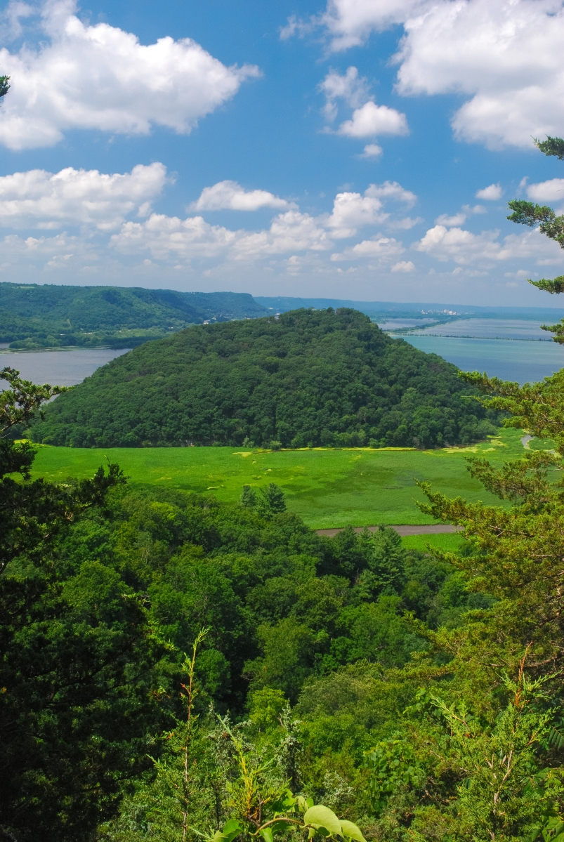 Trempealeau Mountain, SNA #356 (232/679) – State Natural